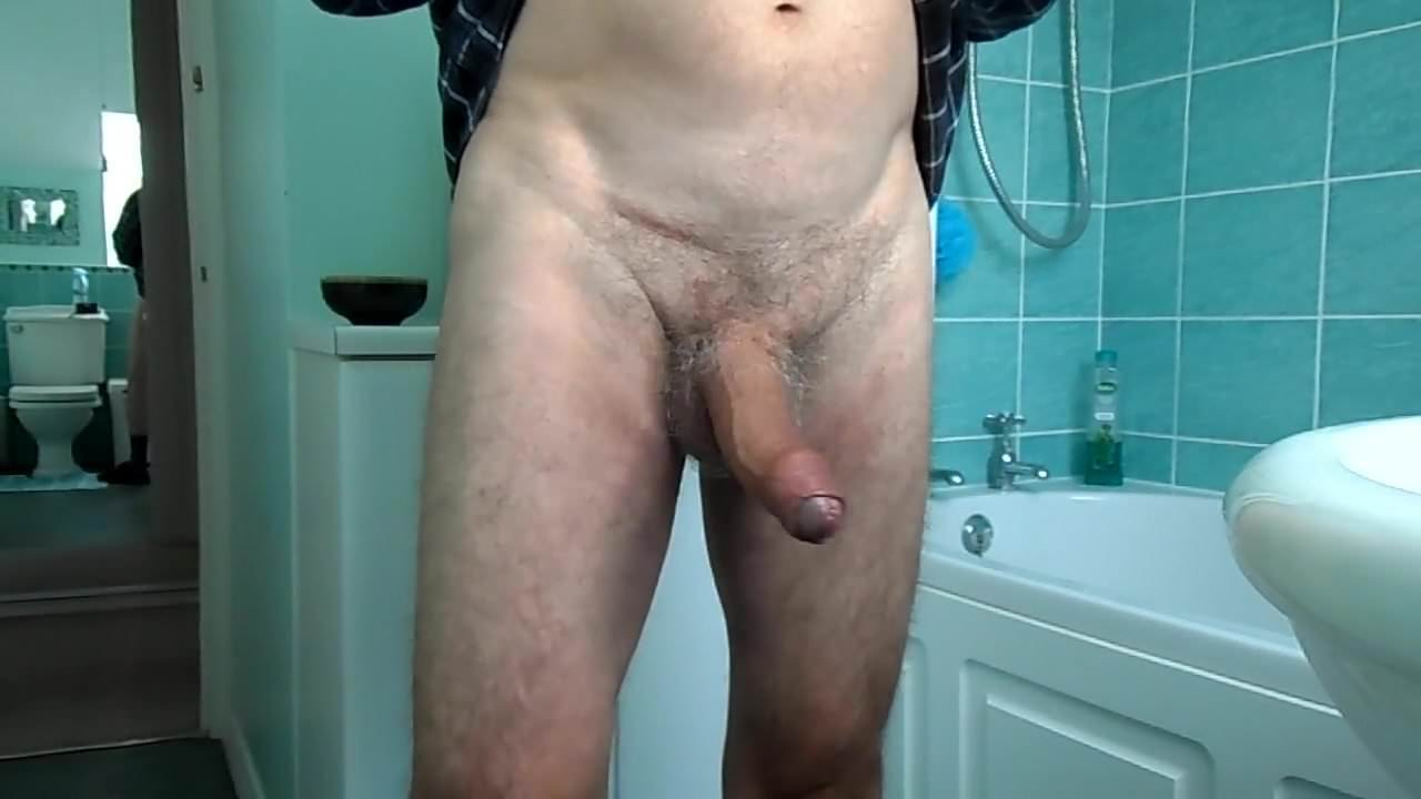 Mature uncut thick penis sex thumbs