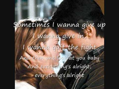 I wanna be bad with you baby lyrics
