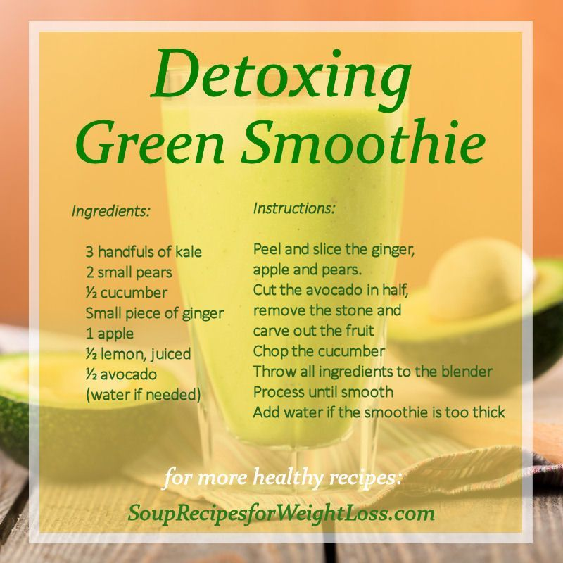 Best green smoothie for weight loss