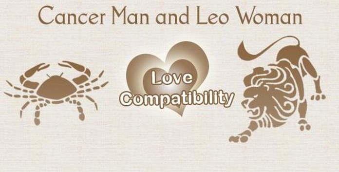 Cancer woman and leo man relationship compatibility