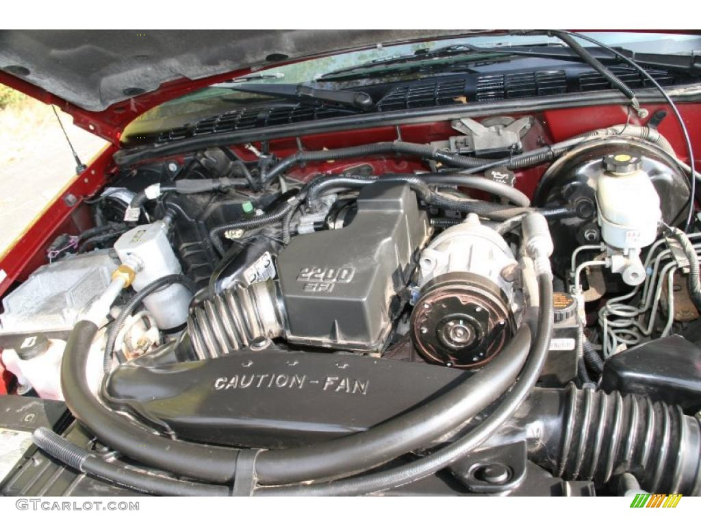Chevy 2 2 liter engine