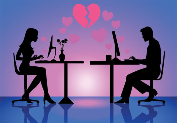 Cracked online dating