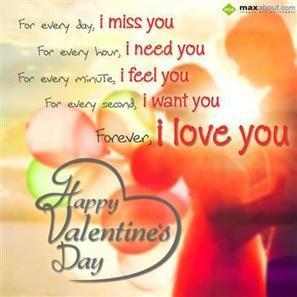 Miss sms for girlfriend