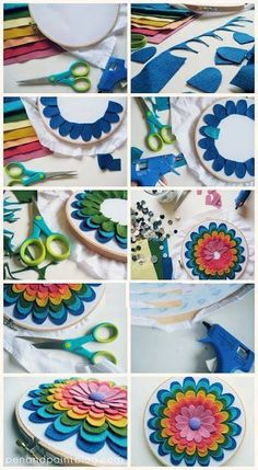 Craft camps for adult women