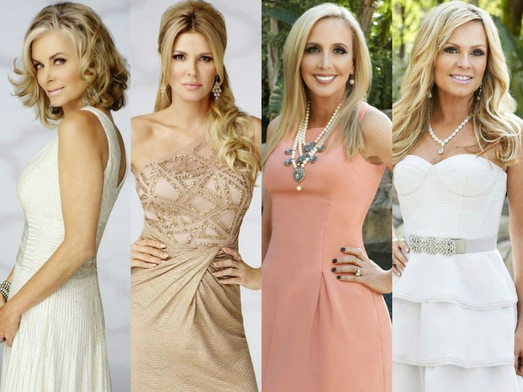 How much do the real housewives weigh