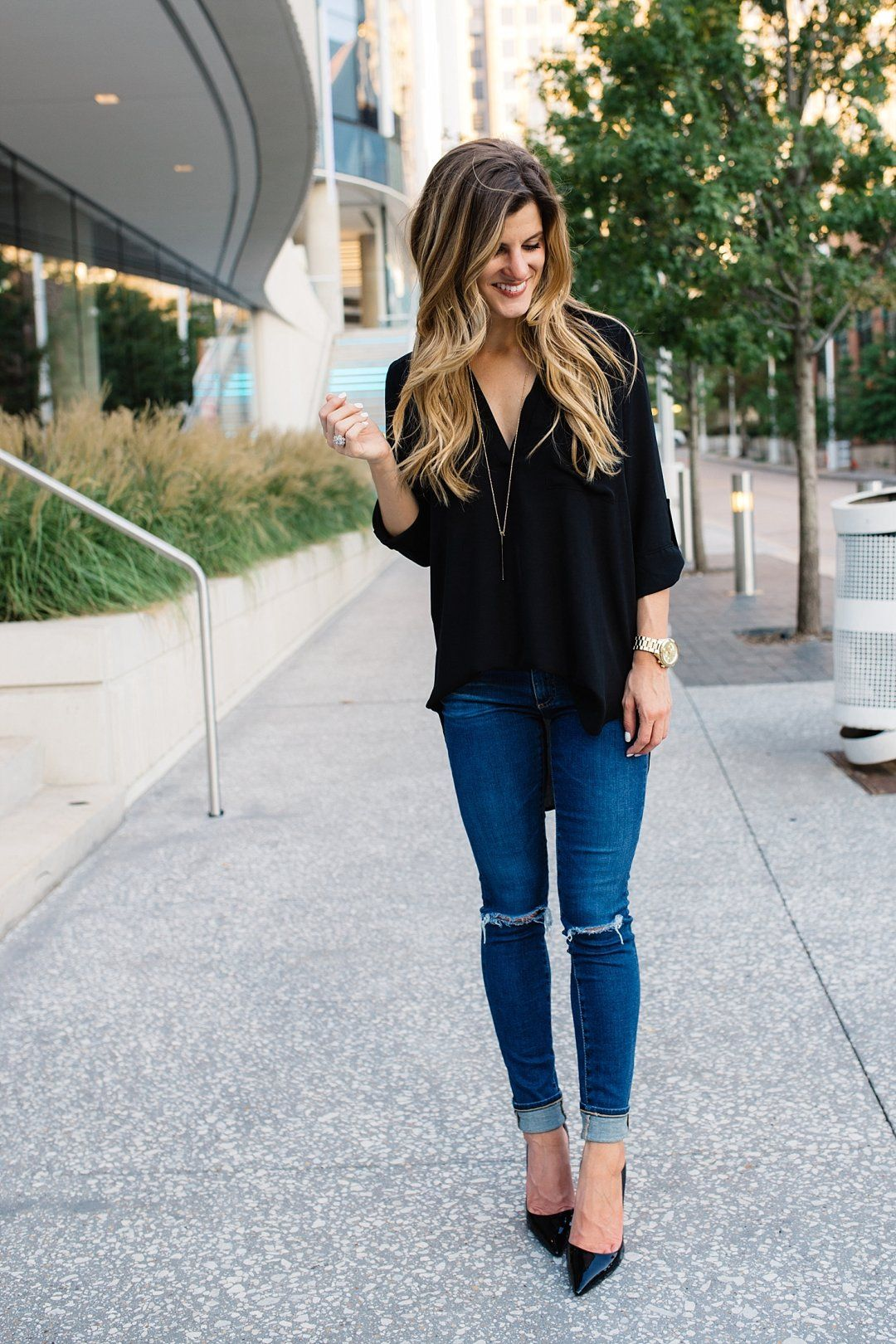 What to wear to a casual dinner
