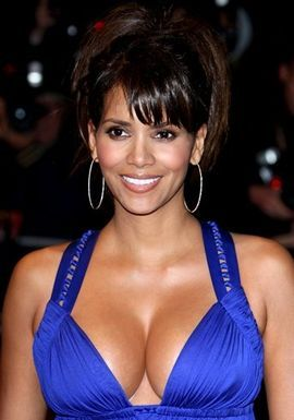 Halle berry naked breasts