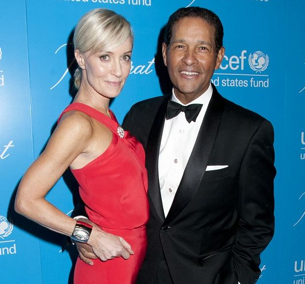How old is bryant gumbel wife