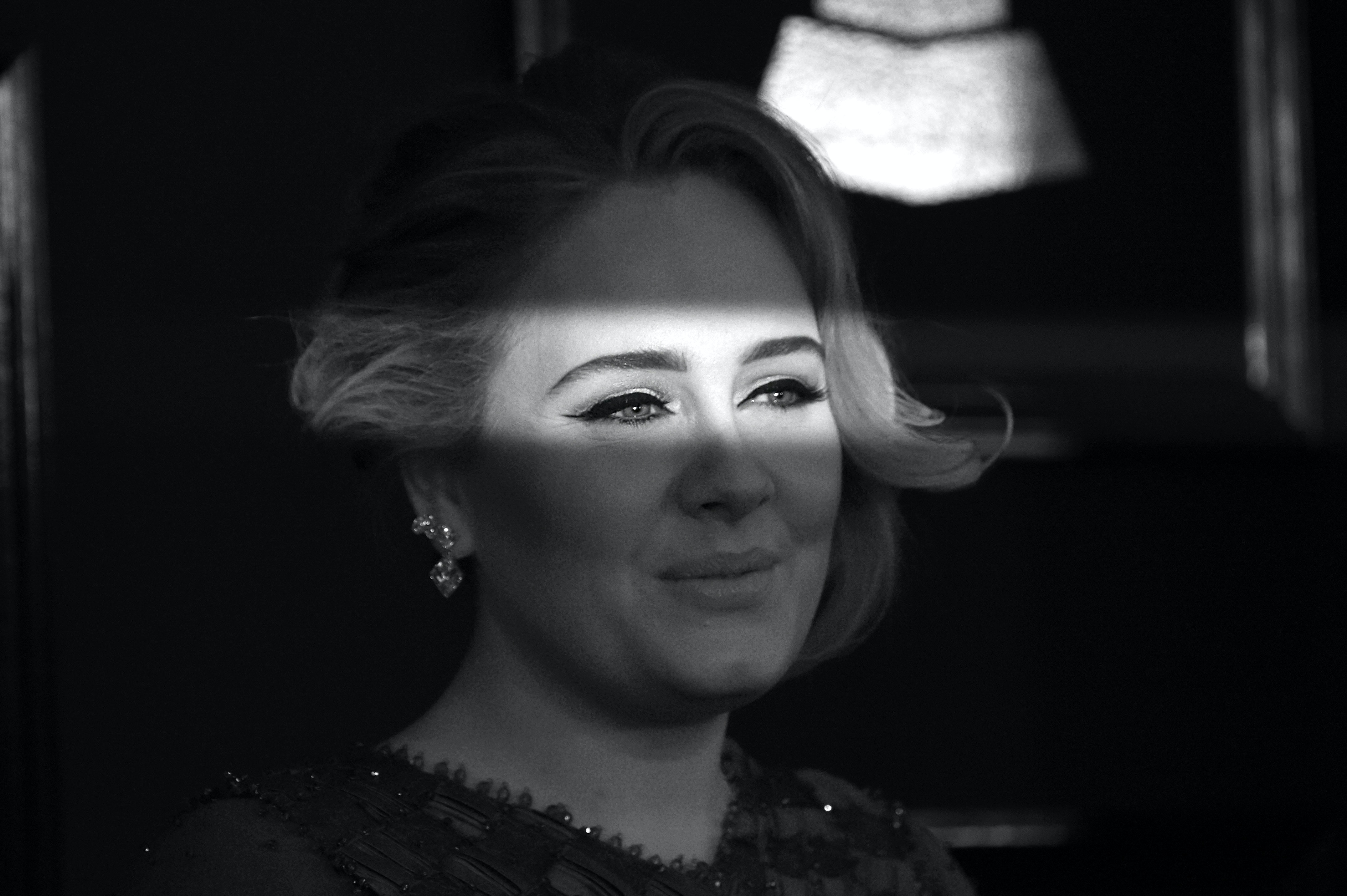 Why did adele start over grammys