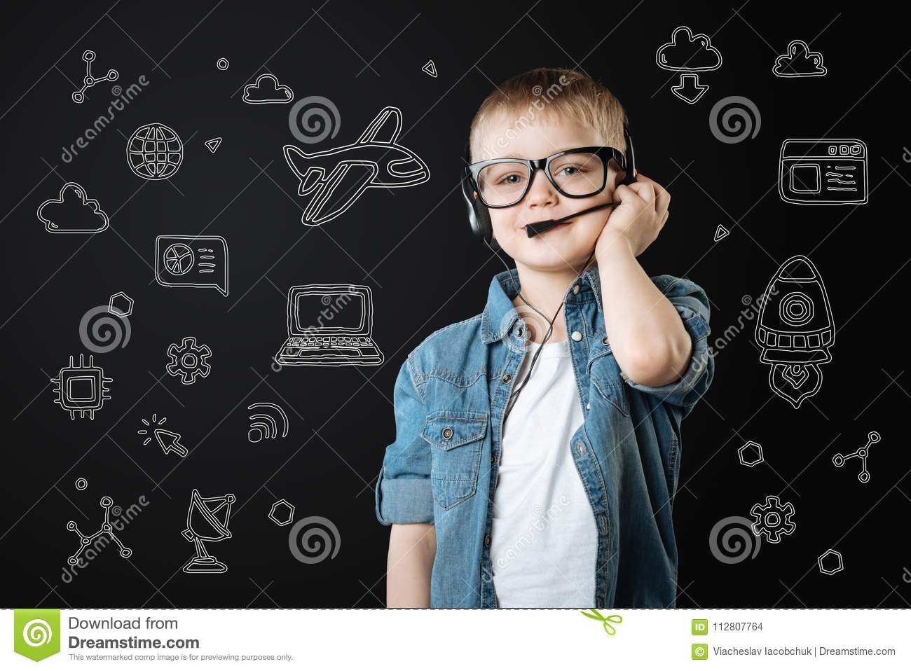 How to become smart and confident boy