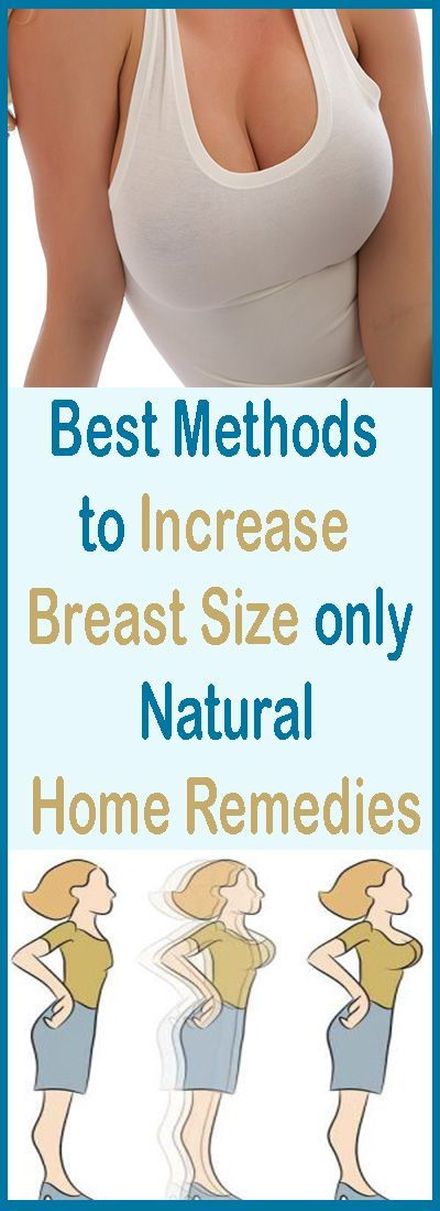 How to have bigger breast