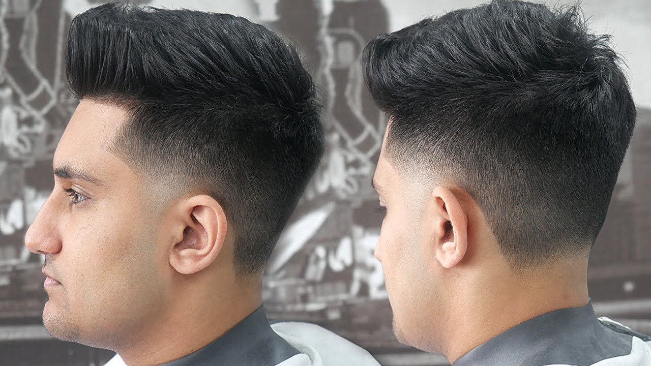 How to give a taper haircut