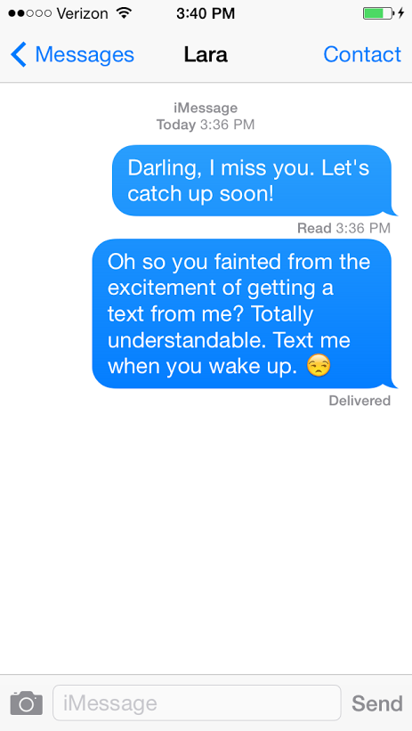 Fun things to say to your boyfriend