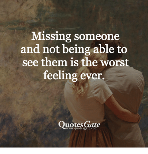 Photos about missing someone