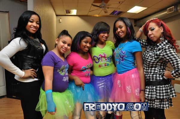 What is the omg girlz number