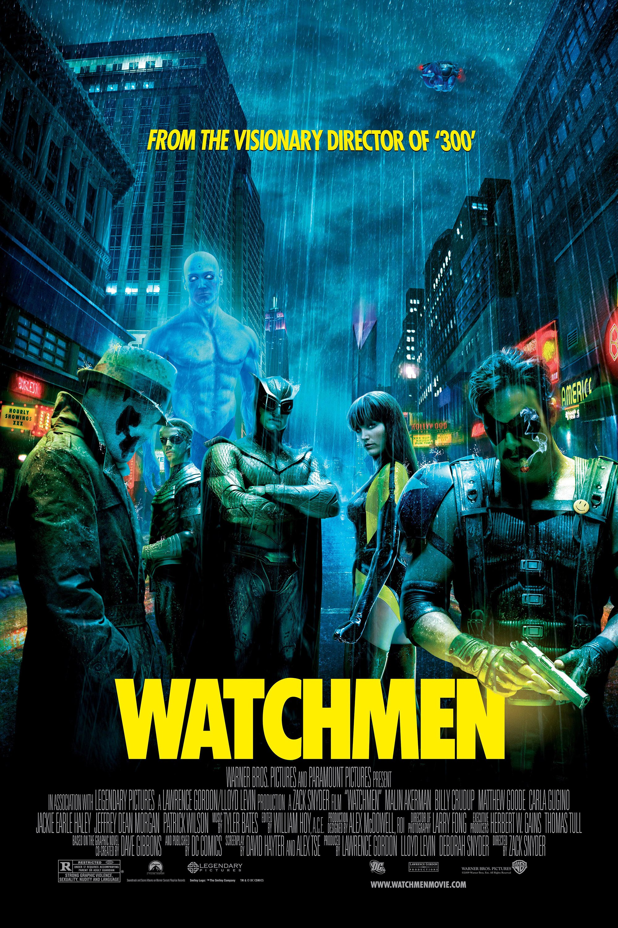 Watchmen naked guy