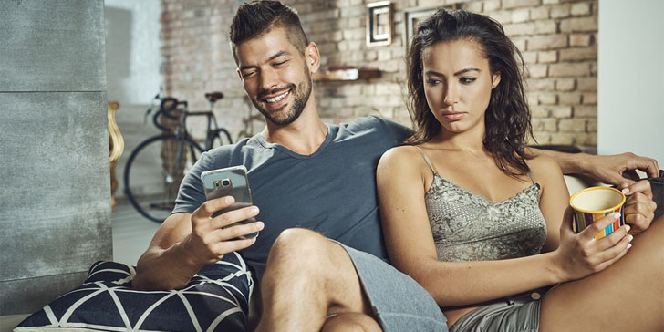 Signs he is still interested in you