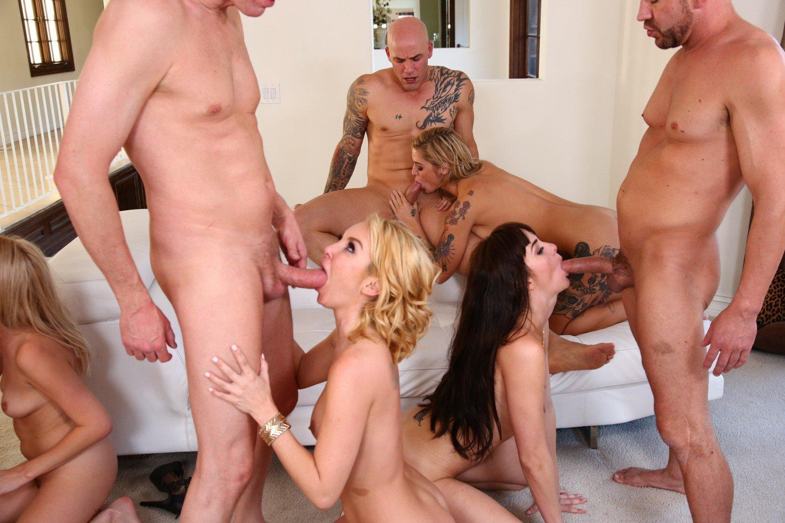 Free largest sex orgy