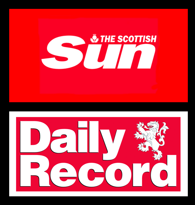The scottish sun address