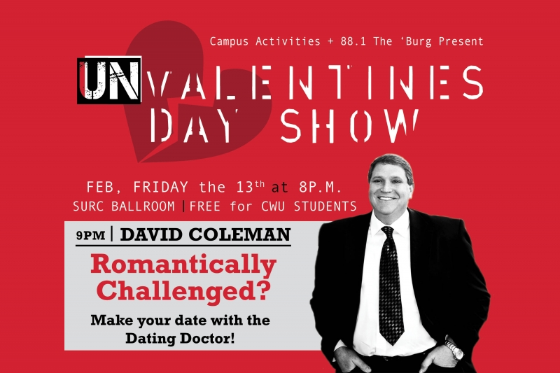 David coleman the dating doctor