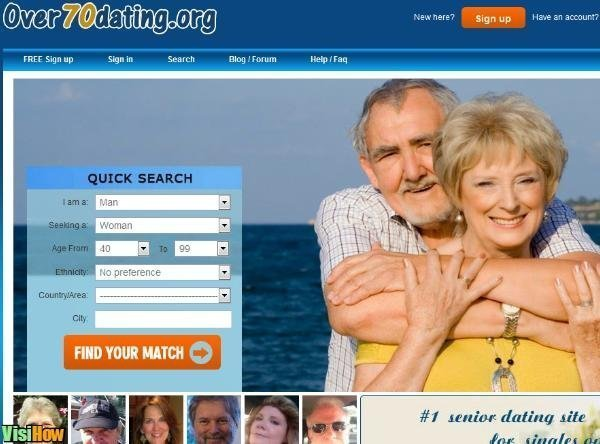 Best senior dating sites free