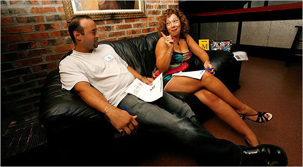 Meet real cougars