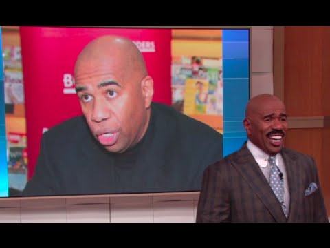 Why did steve harvey shave his head