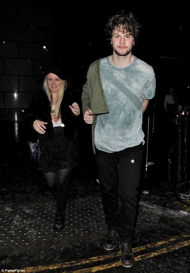 Jay the wanted girlfriend