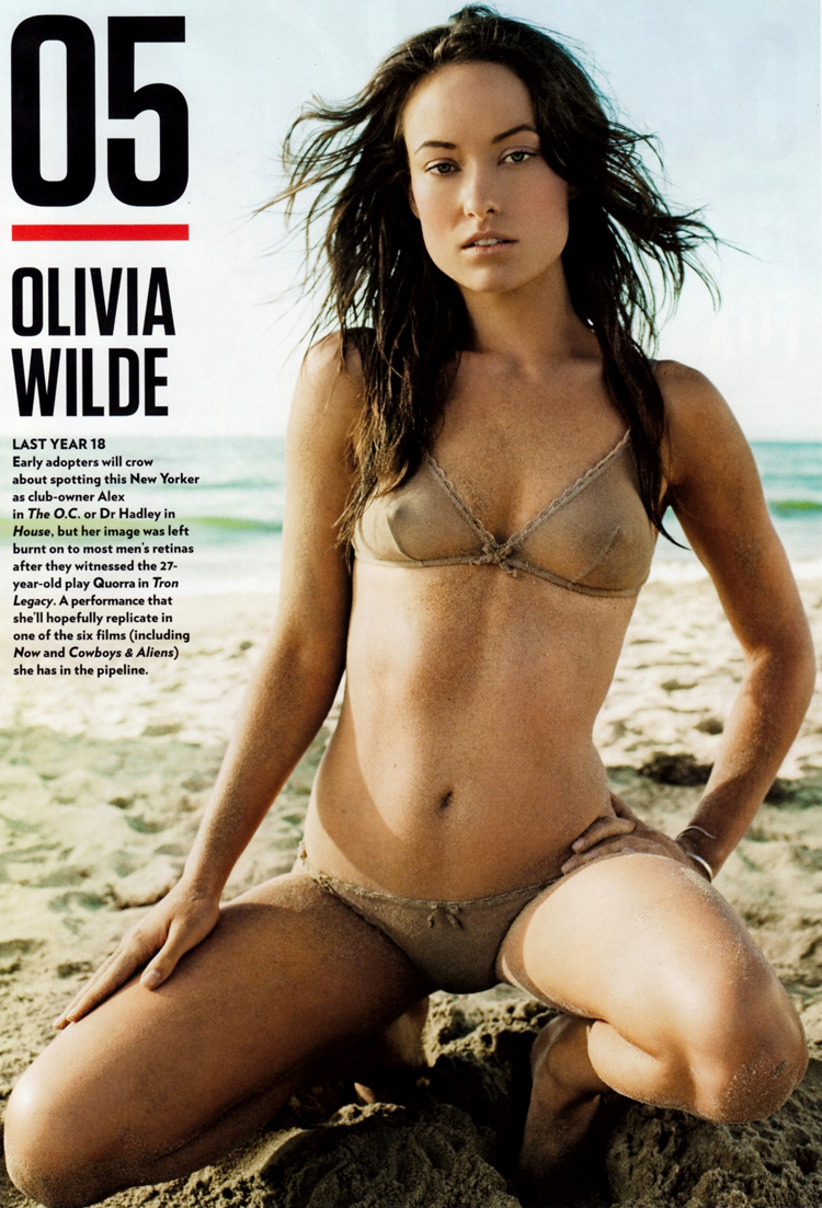 100 most sexiest woman alive