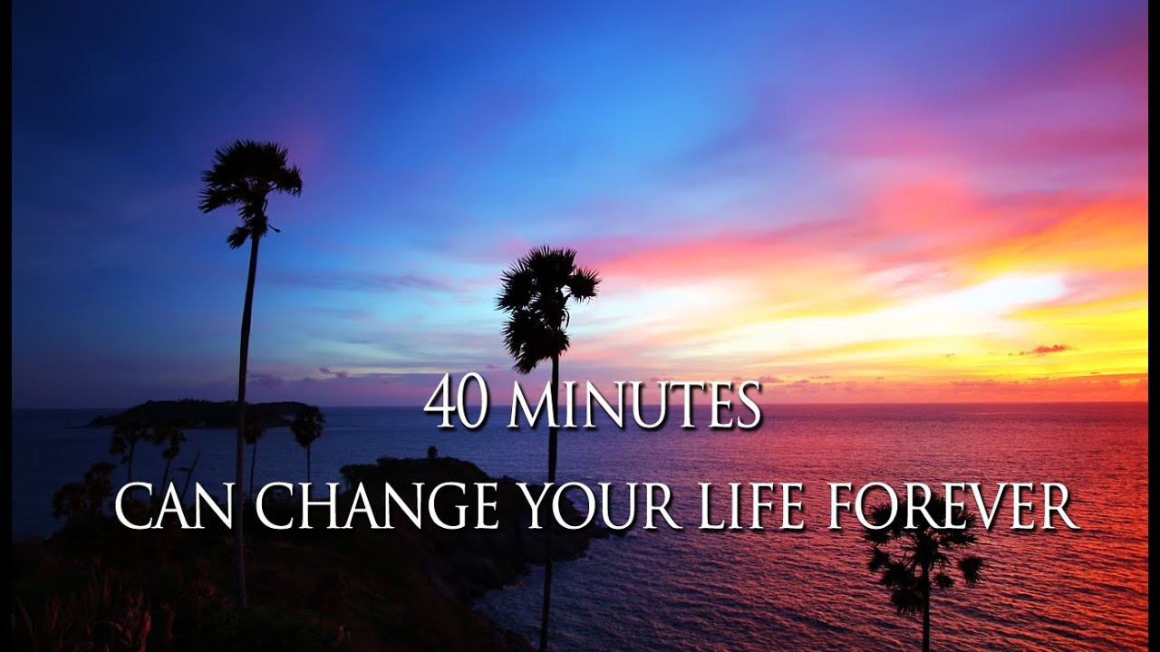 Changing your life after 40
