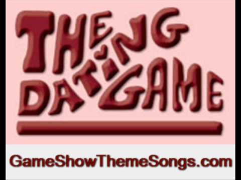 The dating game theme