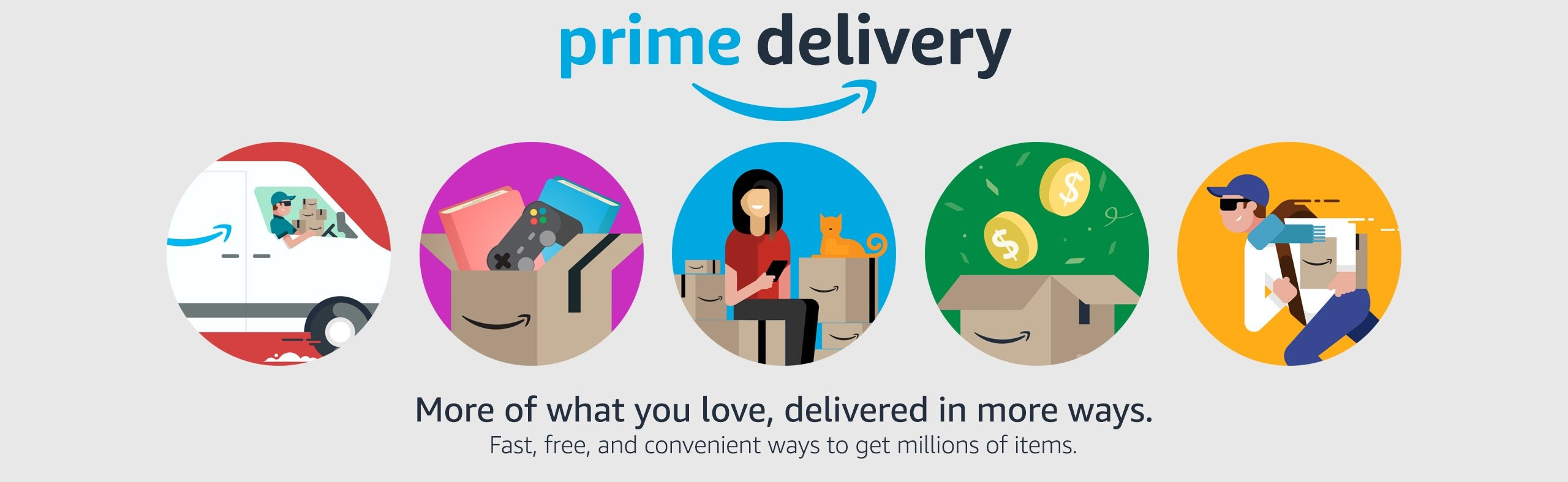 What time does amazon prime deliver