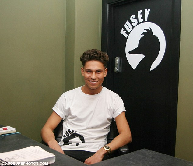 Joey essex fusey