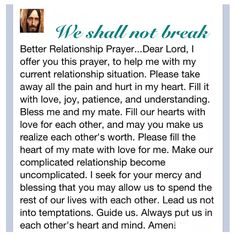 Prayers for a strong and loving relationship
