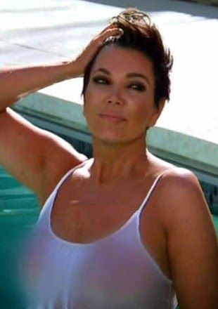 Kris jenner nude pictures