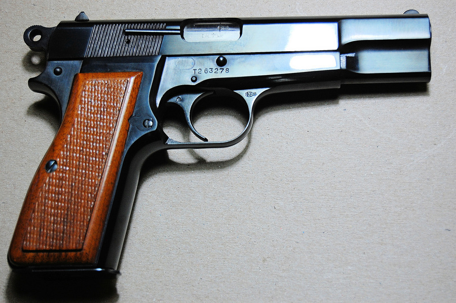 Browning arms company serial number