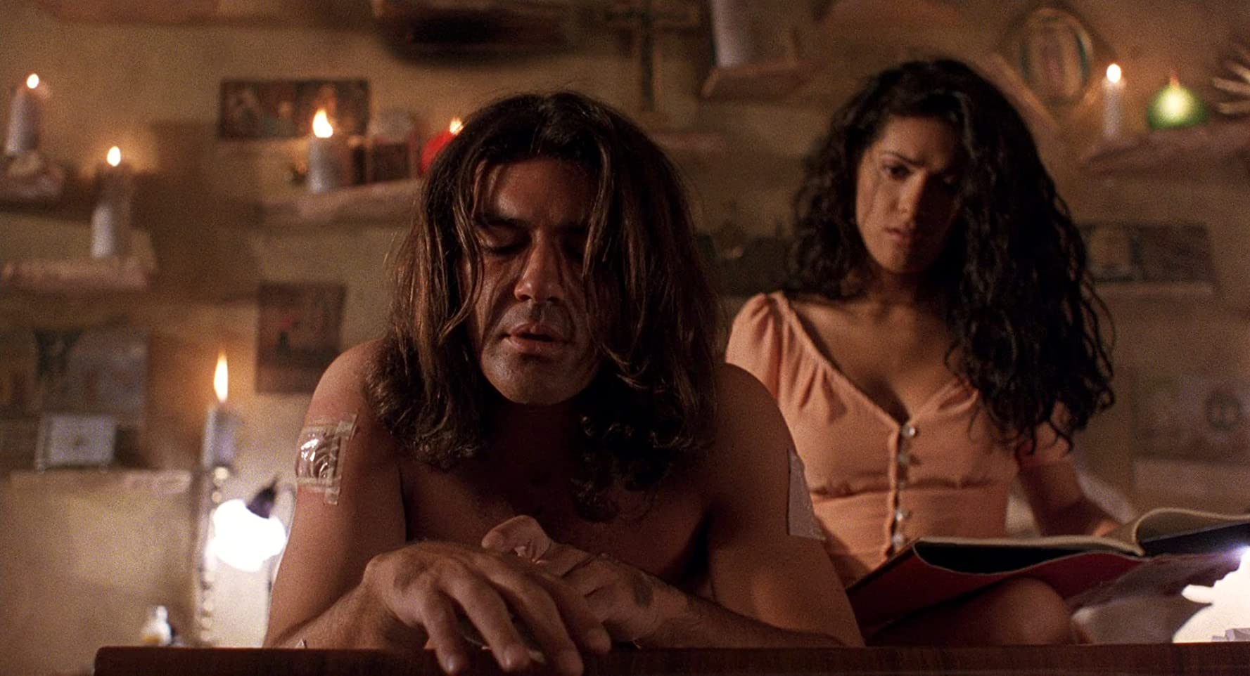Image result for salma hayek antonio banderas desperados
