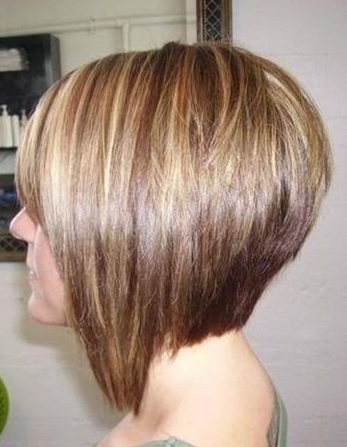Short bob hairstyles for 2014