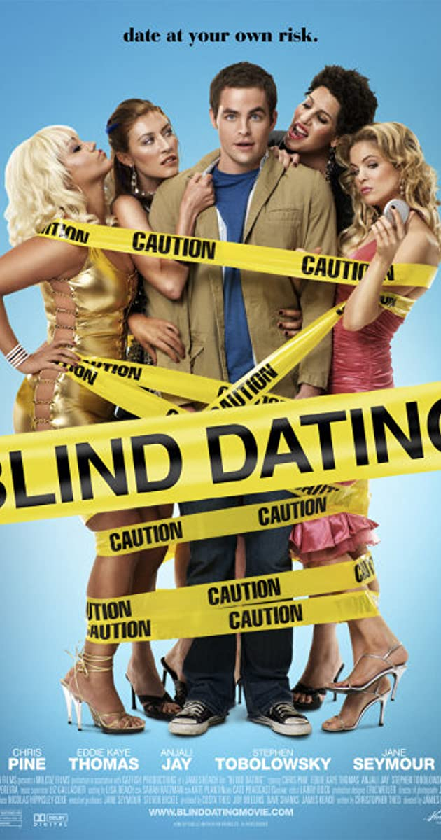 Blind people dating