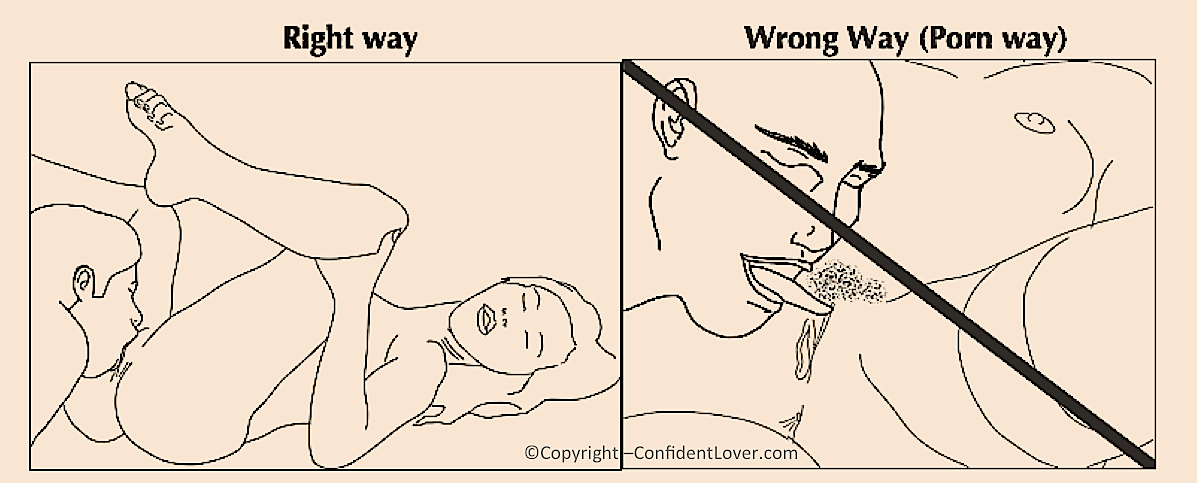How to eat pussy the right way