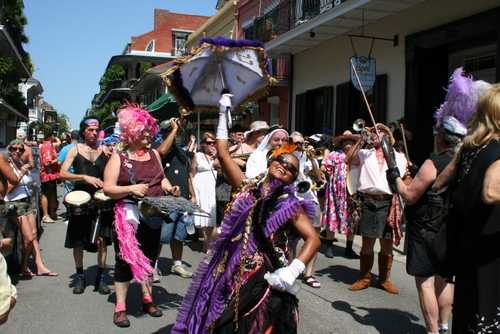 Lesbians in new orleans