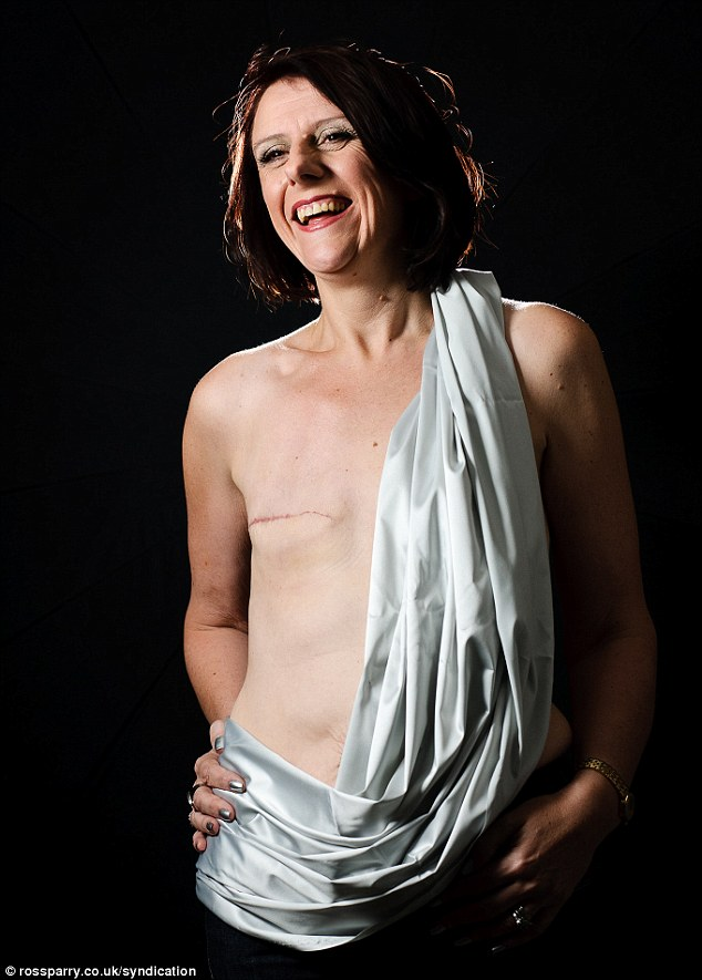 Sex with woman with mastectomy