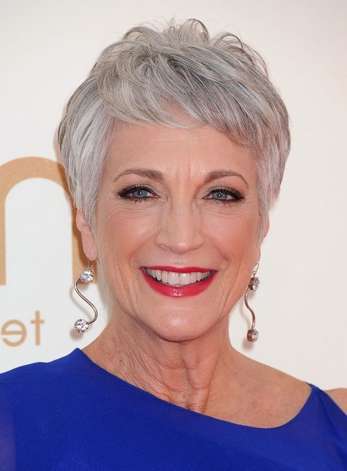 Best haircuts for fine gray hair