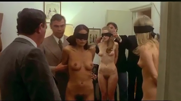 Women forced to strip in movies