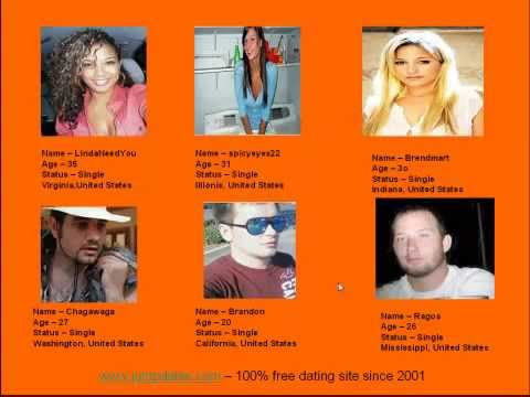 All 100 free online dating