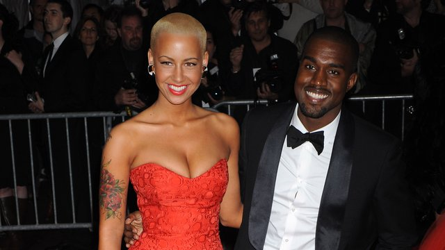 Amber rose dating history list