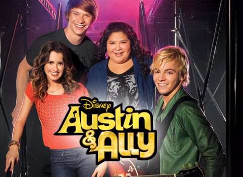Austin & ally pictures