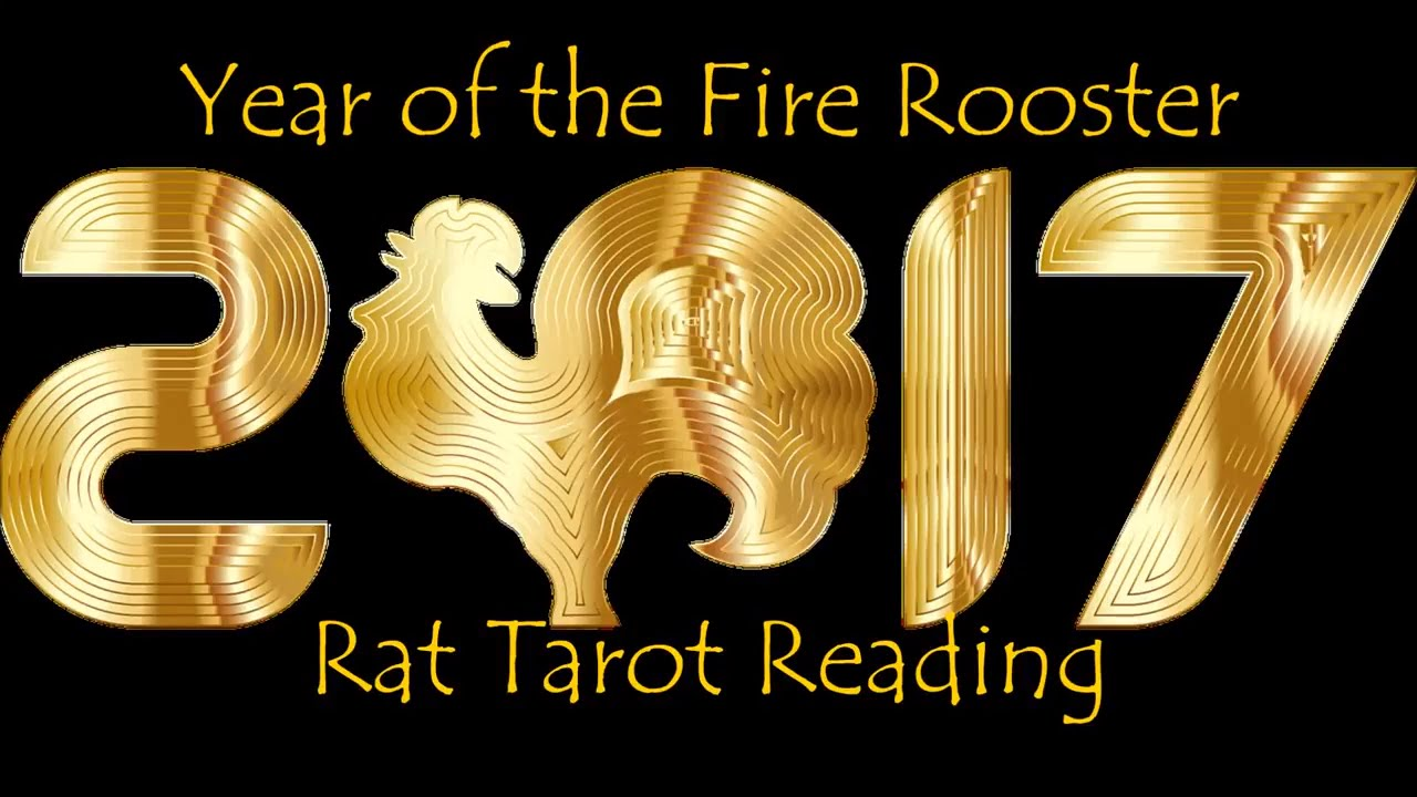 2017 for year of rat