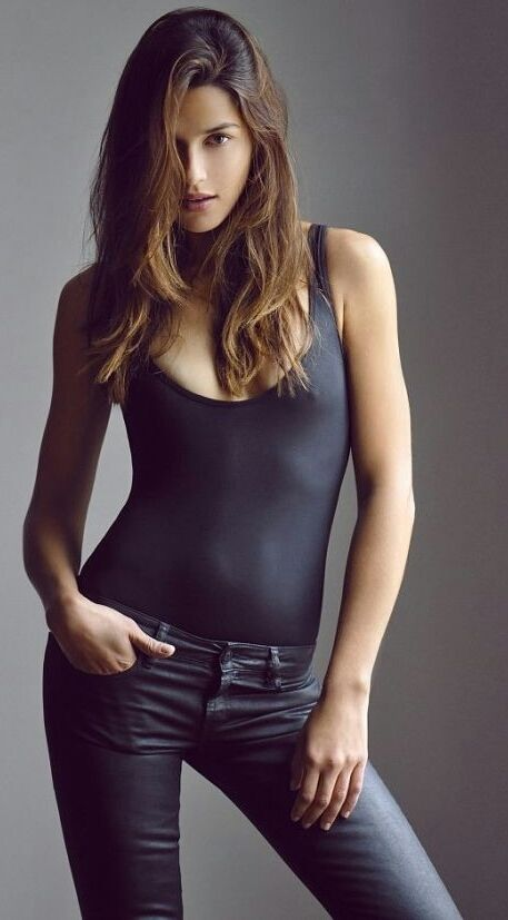 Hot flat chested girls