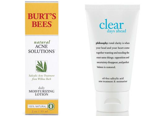 Best moisturizer for dry skin and acne